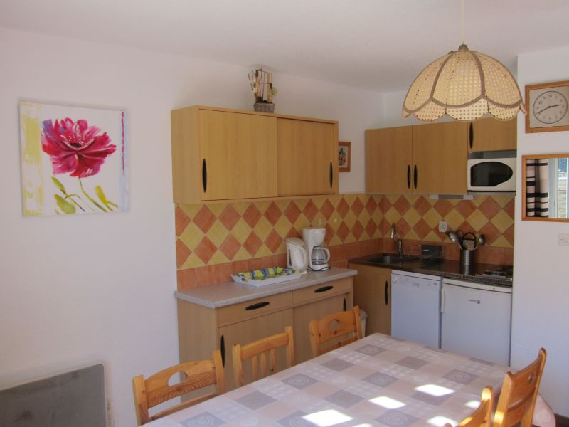 Kitchenette Location Apartment 4386 Piau Engaly