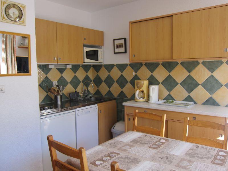Kitchenette Location Apartment 4387 Piau Engaly