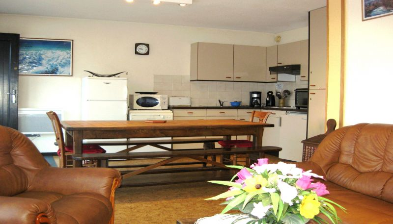 Kitchenette Location Apartment 4397 Saint Lary Soulan