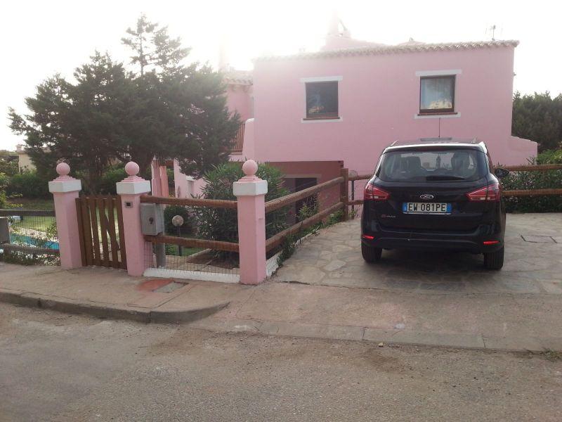 Parking Location Villa 44032 Stintino
