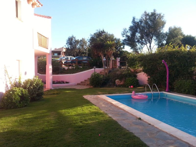 Garden Location Villa 44032 Stintino