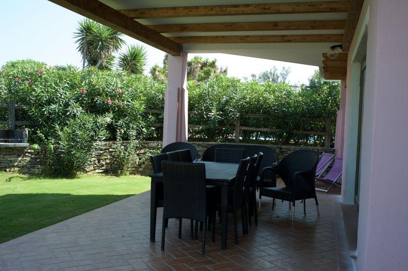 Summer kitchen Location Villa 44032 Stintino