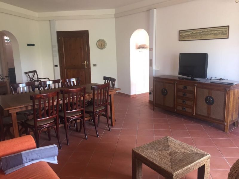 Living room Location Villa 44032 Stintino