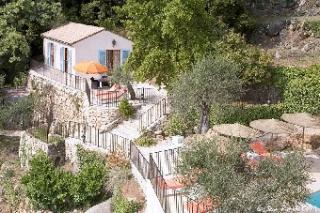 View of the property from outside Location Vacation rental 44035 Grasse