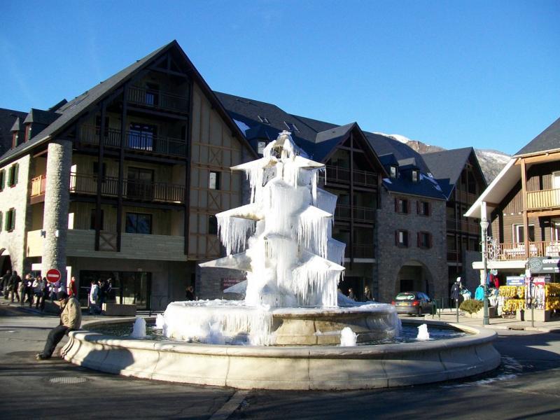 Location One-room apartment 4436 Saint Lary Soulan