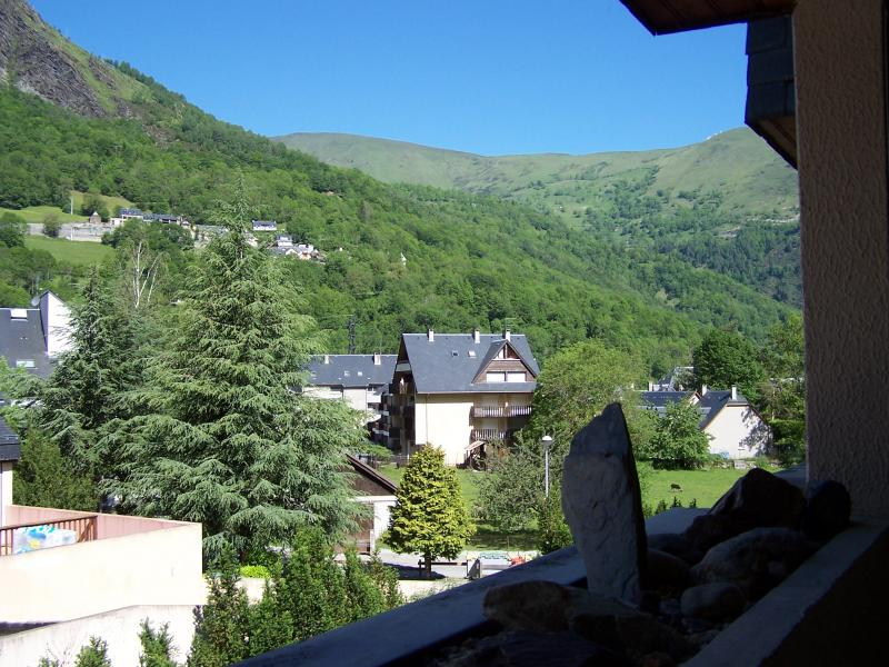 View from the terrace Location Apartment 4439 Saint Lary Soulan