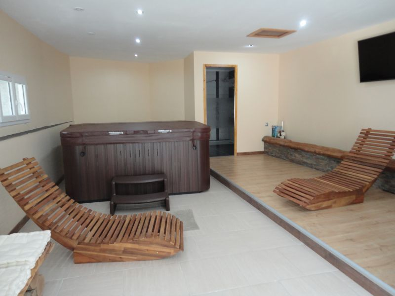 Leisure room Location House 4447 Saint Lary Soulan