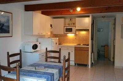 Kitchenette Location Apartment 45185 Carnac