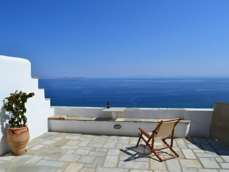 View from the terrace Location Apartment 45329 Myconos
