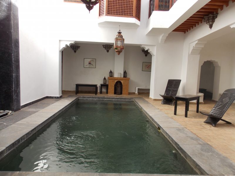 Swimming pool Location Bed and breakfast 45751 Marrakech