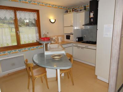 Separate kitchen Location Apartment 4604 Gérardmer