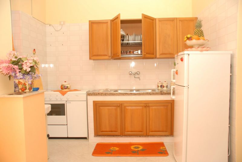Separate kitchen Location Apartment 46160 Balestrate