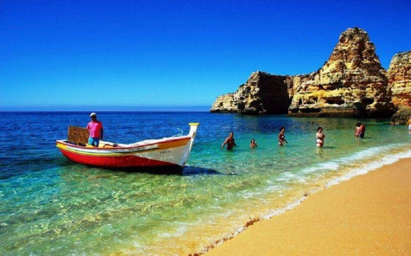 Beach Location Apartment 46539 Carvoeiro