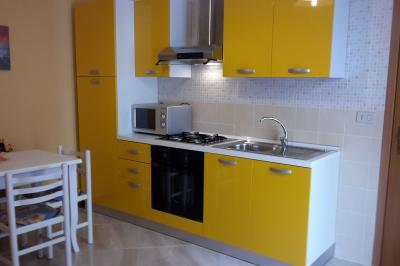 Separate kitchen Location One-room apartment 47308 Trapani