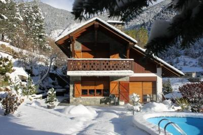 View of the property from outside Location Chalet 4740 Pal-Arinsal