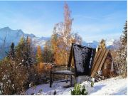 Mountain Chalet Les Arcs 12 people