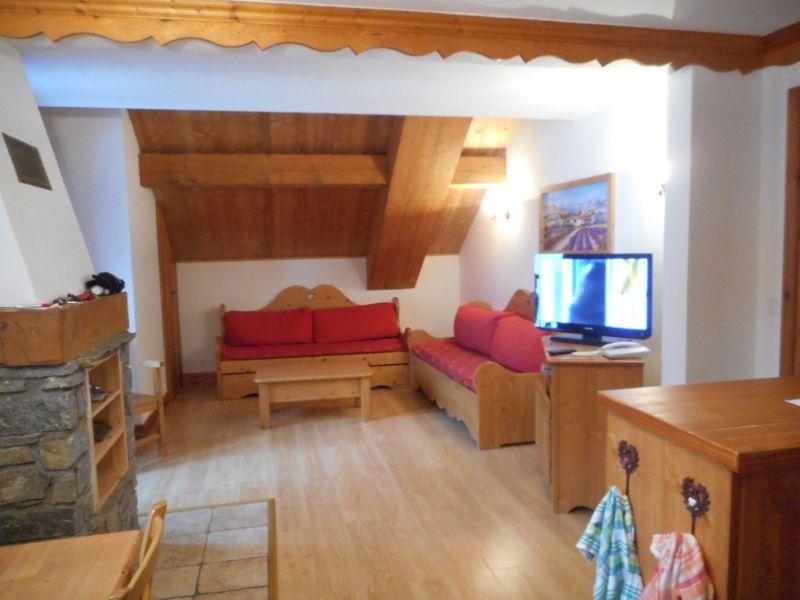 Living room Location Apartment 4841 Oz en Oisans
