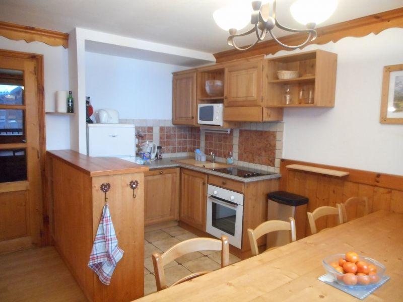 Kitchenette Location Apartment 4841 Oz en Oisans