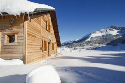 View of the property from outside Location Chalet 48608 Villard de Lans - Corrençon en Vercors