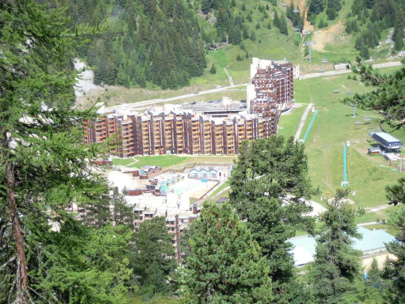 View of the property from outside Location One-room apartment 48754 La Plagne
