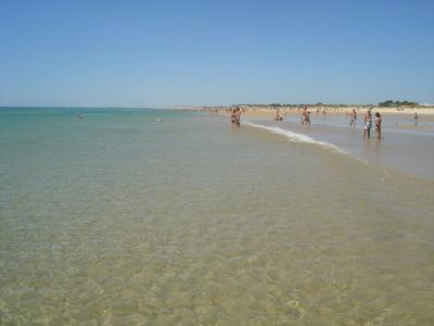 Beach Location Apartment 49000 Manta Rota