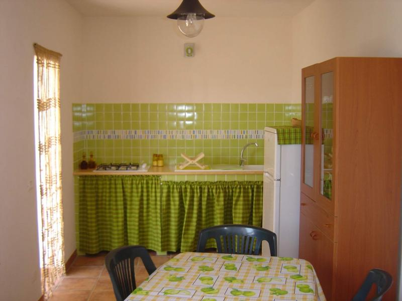 Separate kitchen Location House 49021 Tre Fontane