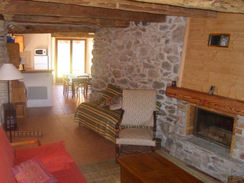 Lounge 1 Location Chalet 4903 Chamonix Mont-Blanc