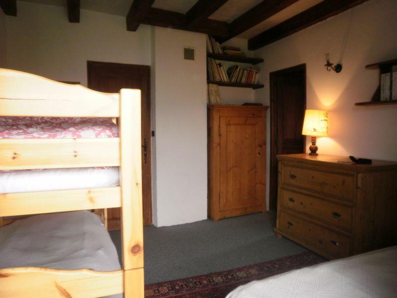 bedroom 3 Location Chalet 4903 Chamonix Mont-Blanc