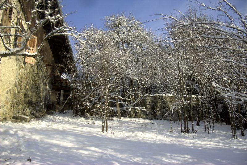 Garden Location Chalet 4903 Chamonix Mont-Blanc
