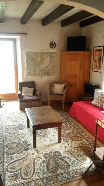 Lounge 2 Location Chalet 4903 Chamonix Mont-Blanc