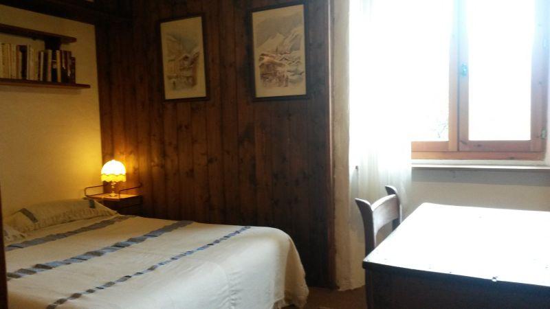 bedroom 2 Location Chalet 4903 Chamonix Mont-Blanc