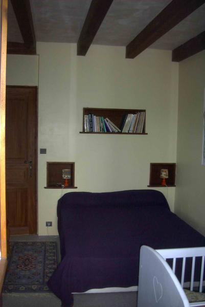 bedroom 1 Location Chalet 4903 Chamonix Mont-Blanc