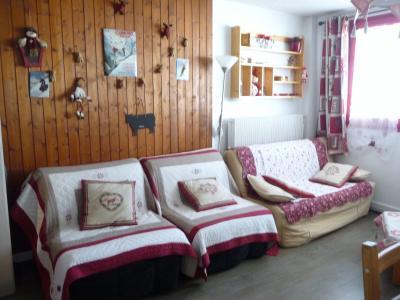 Living room Location One-room apartment 49666 Alpe d'Huez