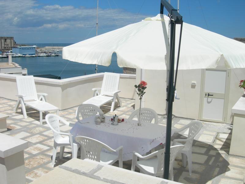Terrace Location Apartment 49678 Monopoli
