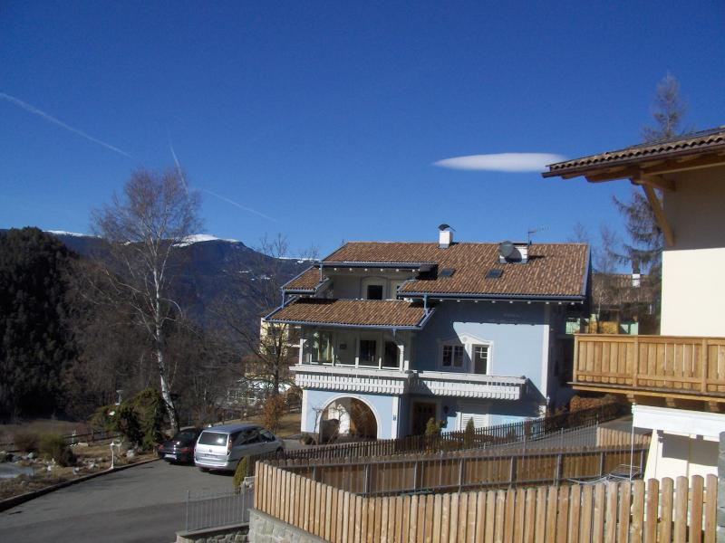 View of the property from outside Location Apartment 49857 Castelrotto - Kastelruth