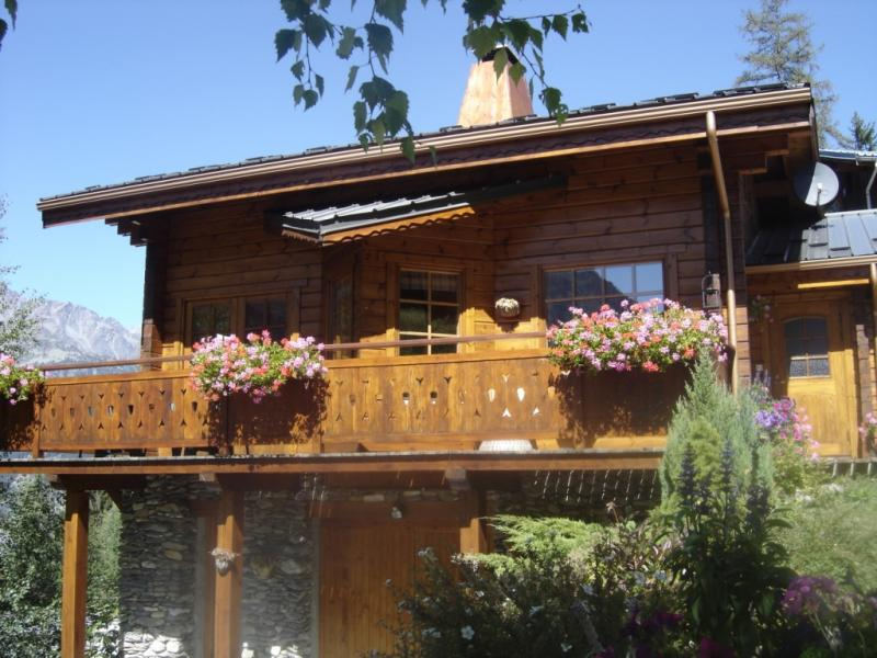 View of the property from outside Location Chalet 49981 Valfréjus