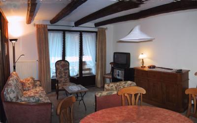 Living room Location Apartment 50072 Verbier