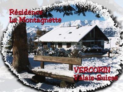 Location Apartment 5019 Vercorin