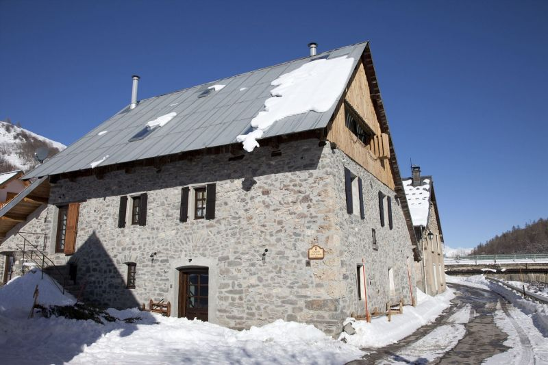 View of the property from outside Location Apartment 50293 Valloire
