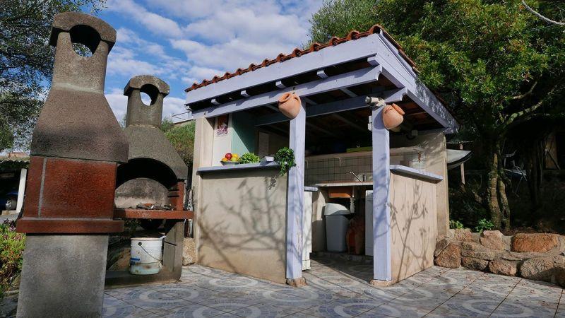 Summer kitchen Location Apartment 50333 Porto Pollo