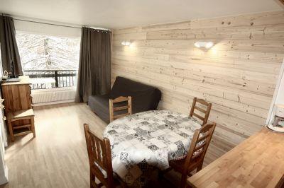 Living room Location Apartment 50663 Les 2 Alpes