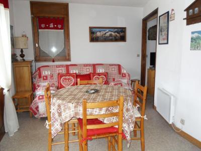 Living room Location Apartment 51061 Les Carroz d'Araches