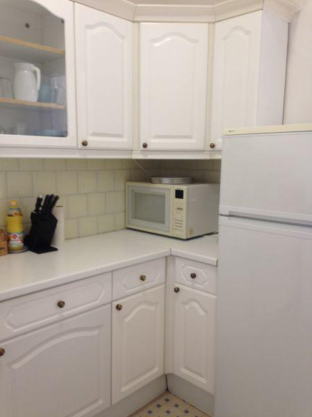 Separate kitchen Location Apartment 51355 Roquebrune Cap Martin