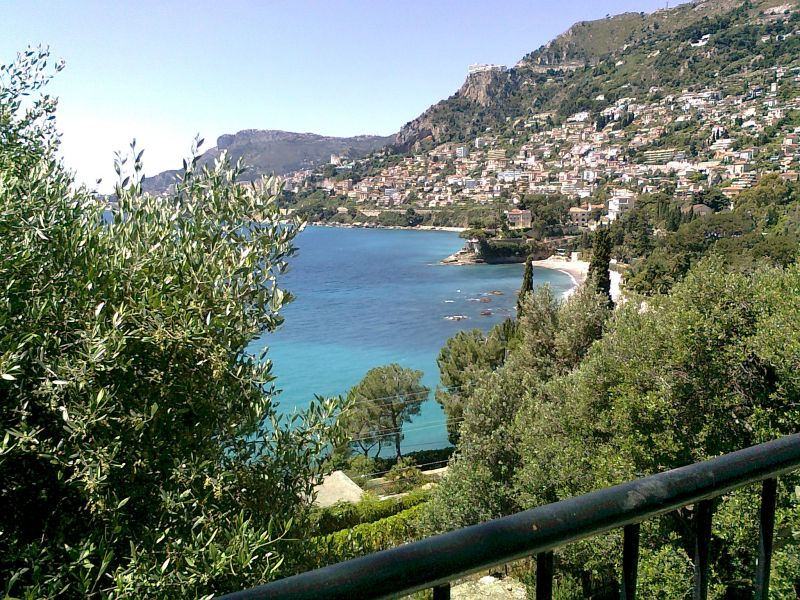 View from the balcony Location House 51896 Menton