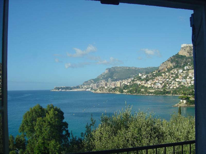 View from the property Location House 51896 Menton