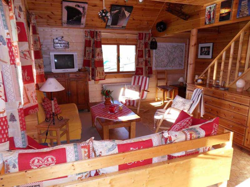 Lounge Location Chalet 526 Ancelle
