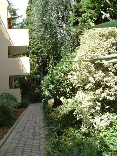 Garden Location Apartment 52742 Nice