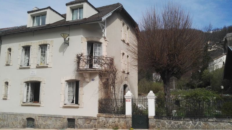 View of the property from outside Location Apartment 52894 Ax Les Thermes
