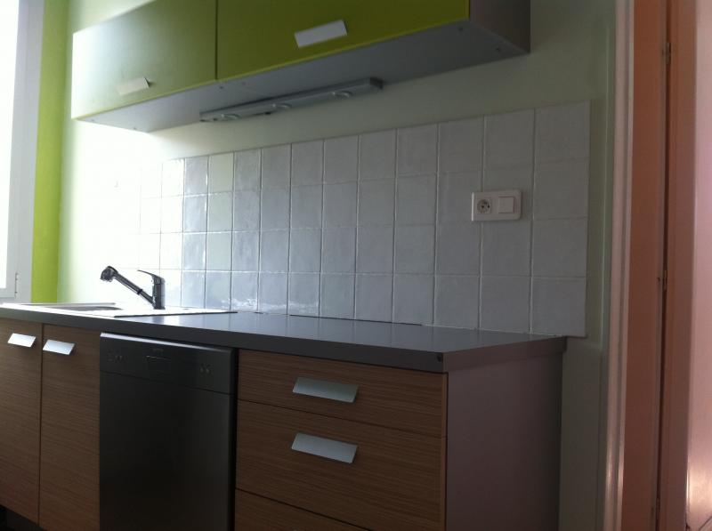 Separate kitchen Location Apartment 52894 Ax Les Thermes