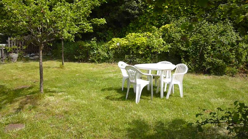 Garden Location Apartment 52894 Ax Les Thermes